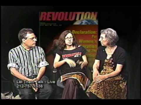 Sunsara Taylor communist, atheist and writer for Revolution