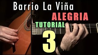 Pulgar Exercise - 29 - Barrio la Viña (Alegrias) by Paco de Lucia