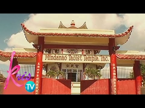 Kris TV: Churches in Mindanao