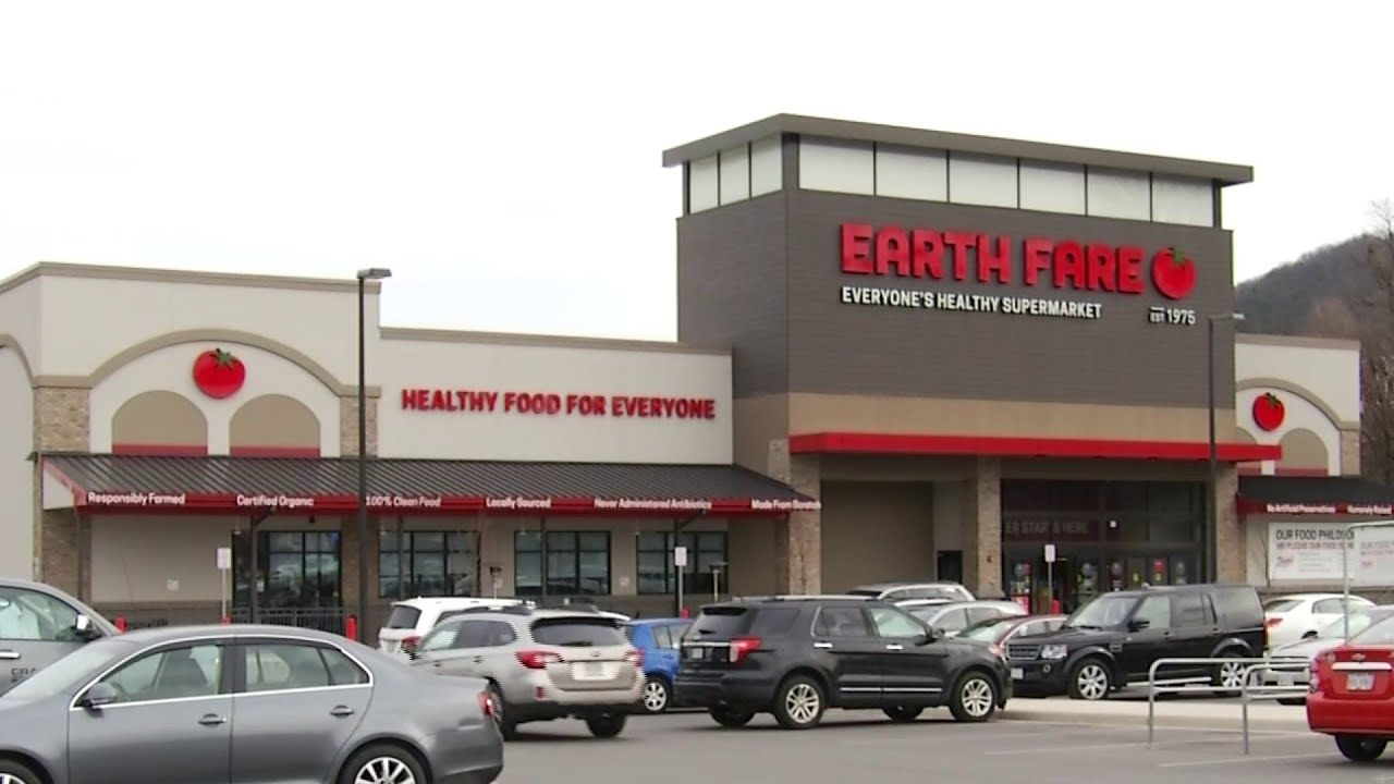 Organic and natural foods chain Earth Fare to close all of its stores