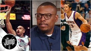Paul Pierce pays tribute to 2018 HOF inductees Grant Hill, Jason Kidd, Steve Nash | The Jump | ESPN