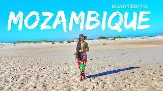 MY ROAD TRIP TO SOUTH AFRICA [MOZAMBIQUE] FARHANA OBERSON