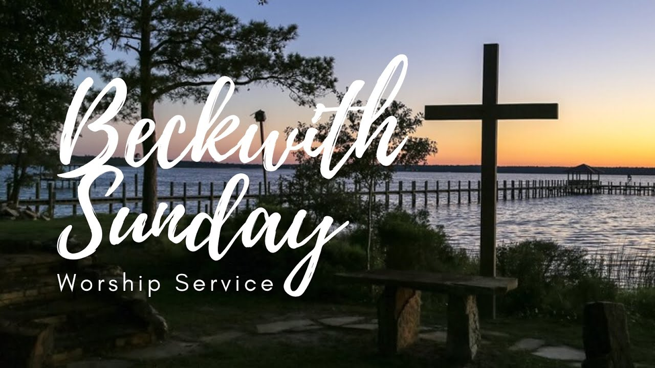 Beckwith Sunday Service, April 26, 2020