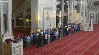 В мечети Сердце матери