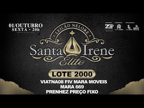 LOTE 2000 Viatna 08 FIV Mara Moveis   MARA 669