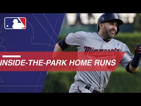 All of 2017's inside-the-park home runs streaming vf