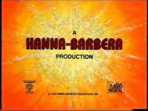 hannabarbera swirling star 1979 with time warner byline