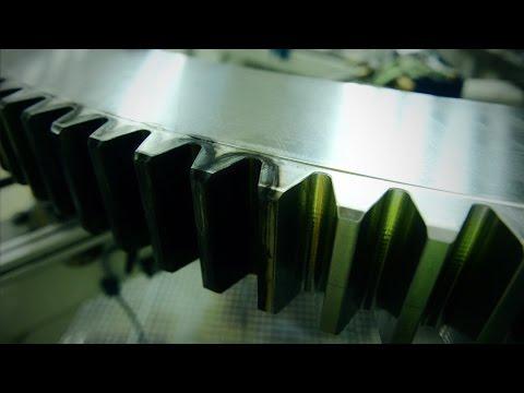 Niebuhr Gears Profilfilm