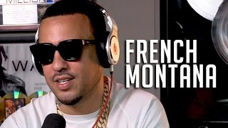 French Montana Opens about Chinx, Beef w/ 50 Cent + talks Sanaa Lathan & Caitlyn Jenner!