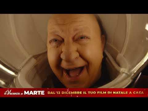 In vacanze su Marte (Trailer Ufficiale)