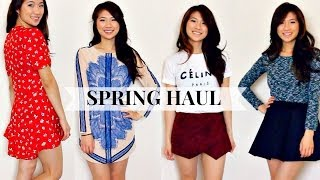 Spring Clothing Haul!