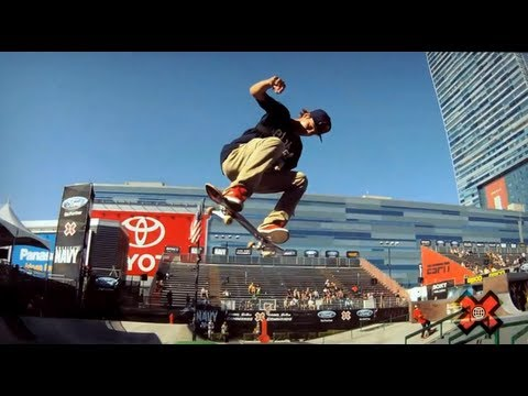 GoPro HD: Ryan Sheckler Skate Street Course Preview ...
