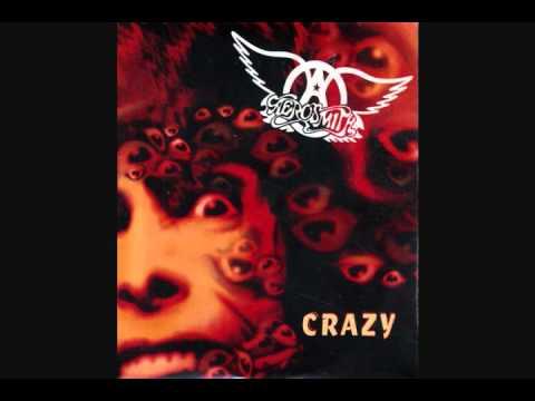 Aerosmith  Crazy HQ