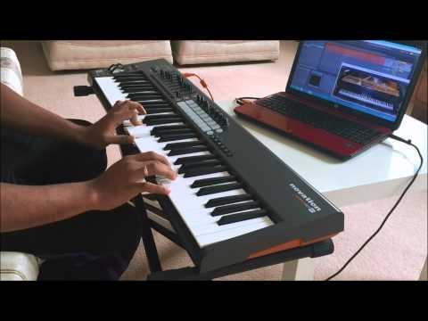 Pankaj Udhas - Aur Aahista Kijiye Baatein | Piano cover | Jackson Mathew