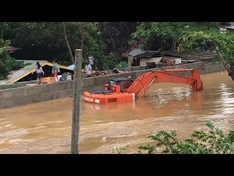 """Tropical Storm """"VINTA"""" in Cagayan de Oro City"""