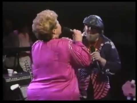 Etta James & Dr. John - I'd Rather Go Blind Live