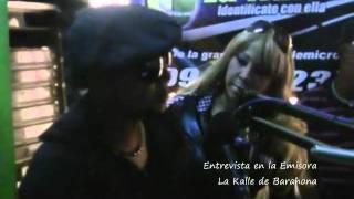 Angel Dorado & Wkey - Entrevista en la emisora La kalle