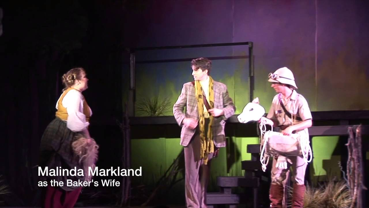Into The Woods Promotional Video Playing At Annapolis Summer Garden Theatre Youtube