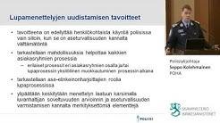 Poliisiylijohtaja Seppo Kolehmainen, POHA