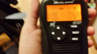 Daylight Saving Time Announcement From NOAA Weather Radio