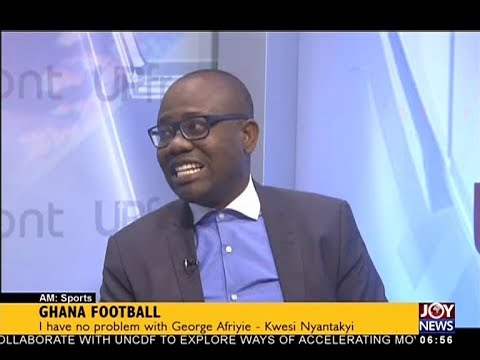 Ghana Football - AM Sports on JoyNews (28-9-17)