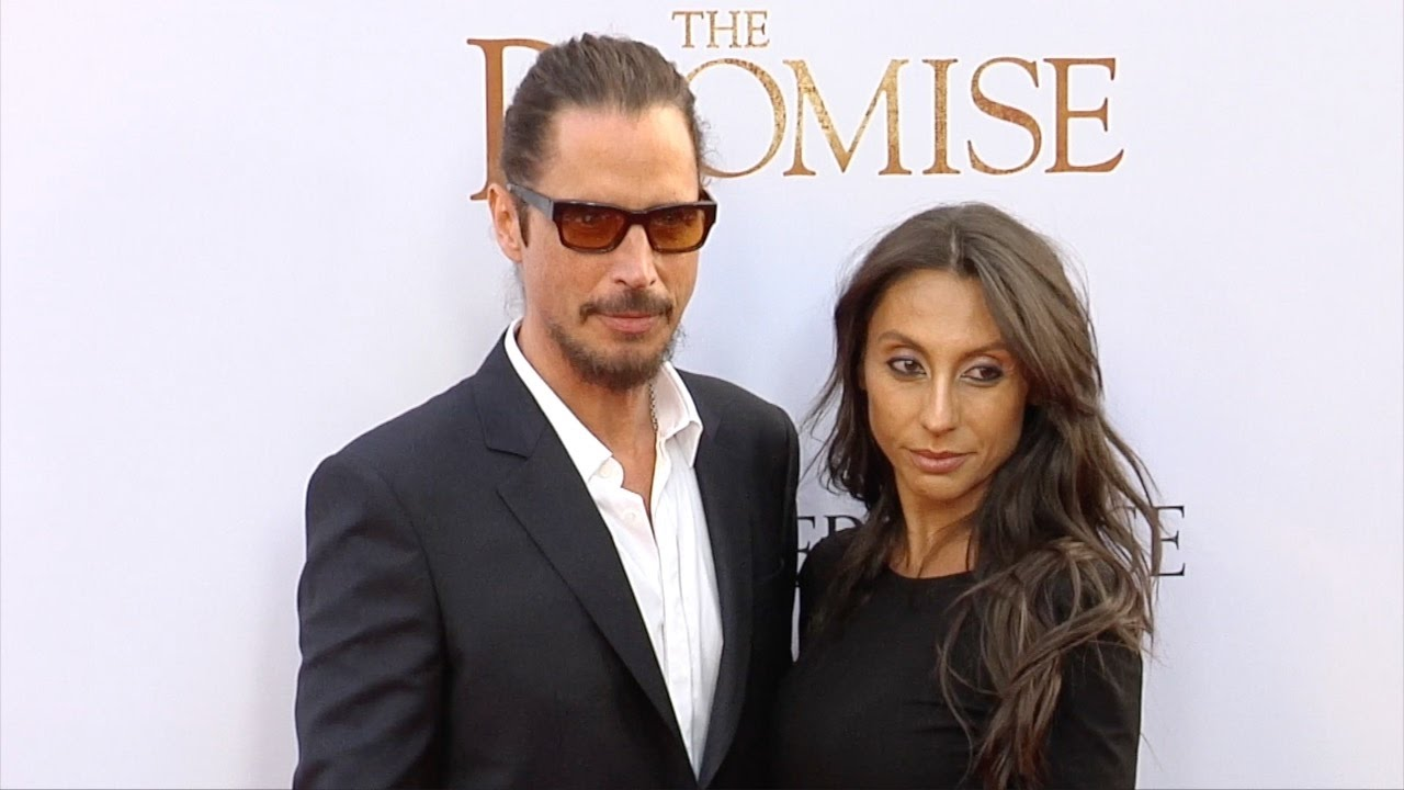 Chris Cornell And Vicky Karayiannis Quotthe Promisequot Premiere