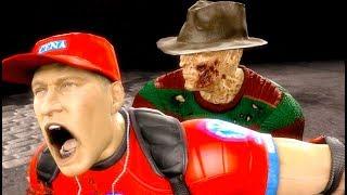 Download Video Mortal Kombat 9 - All Fatalities & X-Rays on Stryker John Cena Costume Mod 4K Ultra HD Gameplay Mods MP3 3GP MP4