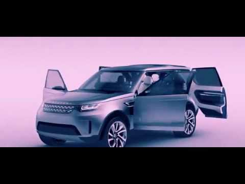 2016 land rover discovery vision concept review specs price and release date youtube. Black Bedroom Furniture Sets. Home Design Ideas
