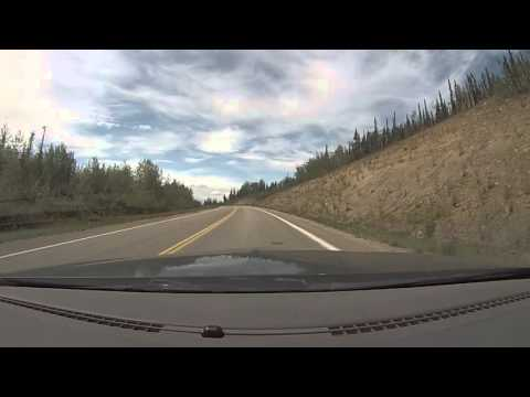 Driving The Alaska Highway in Real Time From Dawson Creek, BC to Tok, AK (Part 80)