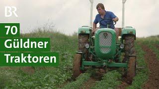 Güldner-Traktoren | Unser Land | BR Fernsehen