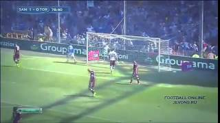 Video Gol Pertandingan Sampdoria vs Torino FC
