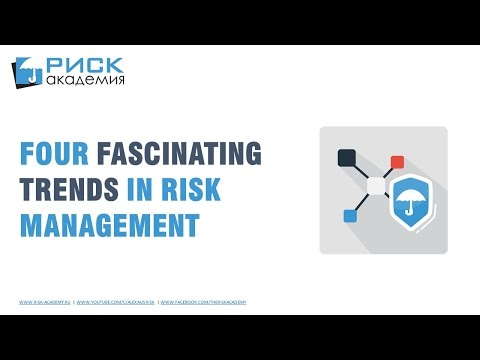 Amazing Trends In Risk Management