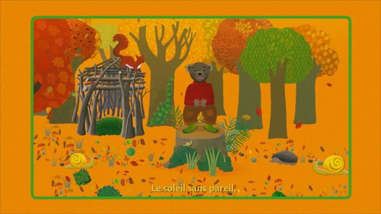 Petit ours brun la rentr e l 39 cole histoire - Petit ours brun a l ecole ...