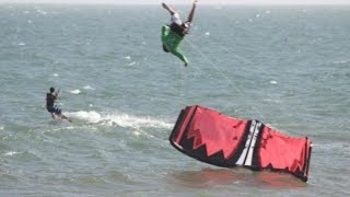 Kite Surf Crash Fail Compilation 2014