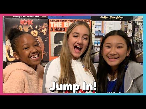Jump In - Stephen Sharer  Cover  Mini Pop Kids