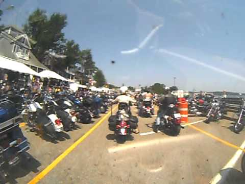 For laconia bike week weirs beach you