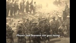 Gaelic Song: Roinn An Fhearainn (Dividing Of The Land)