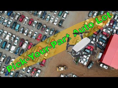 Chicago Pick-Your-Part Auto Salvage Lot Near Me