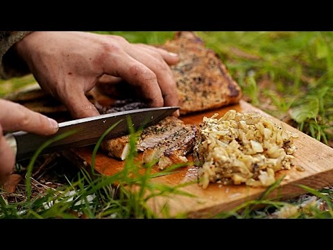 Cooking With Marobud - Viking Bushcraft