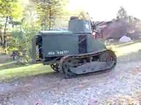Homemade Ft17 M1917 3 4 Scaled Paintball Tank Pt 2 Youtube