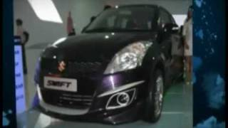 Maruti Swift Short Boot Version Now in India - Auto Expo 2012