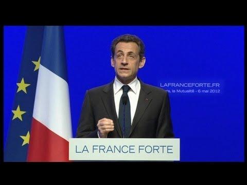 """Nicolas Sarkozy """"porte toute la responsabilité de cette défaite"""""""