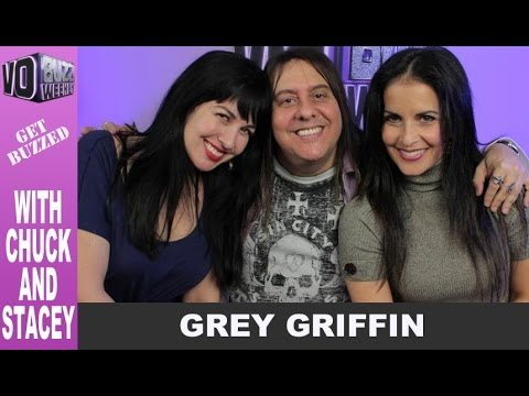 Grey DeLisle Griffin PT1 - ANIMATION QUEEN | How I Got Started In Voice Over Acting