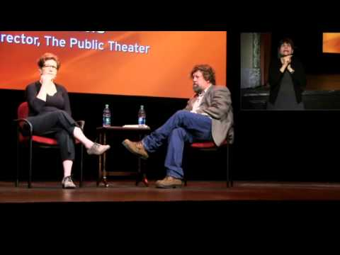 A Conversation with Lisa Kron—25th Annual Theatre Communications Group National Conference—Cleveland