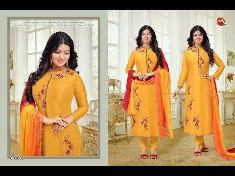 Latest Indian Dresses Collections 2017 || Ayesha Takia Salwar kameez || Moof Fashion Moof Vol 4