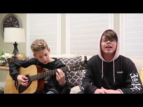 MAX - Lights Down Low  (Cover By Carson & Willie)