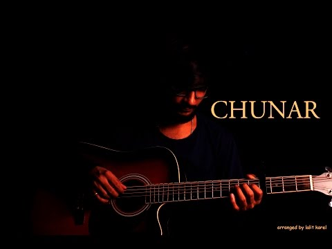 Chunar (ABCD 2 ) - Fingerstyle solo