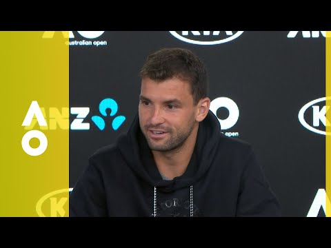 Grigor Dimitrov press conference (2R) | Australian Open 2018