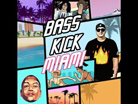 Chuckie & LMFAO  Let The Bass Kick In Miami Bitch Jaycen Amour Recharge