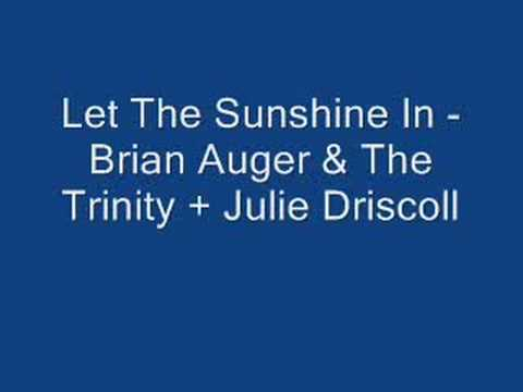 Brian Auger & The Trinity - I Want To Take You Higher